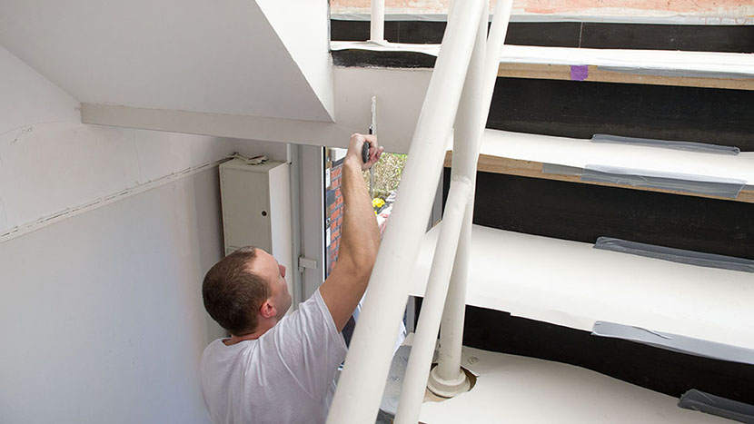 vve onderhoud trappenhuis statenkwartier