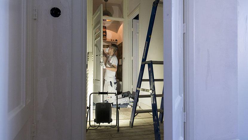 schuren van deuren merkusstraat