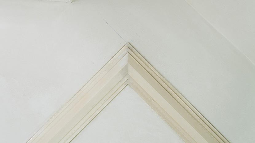 stucwerk aan plafond merkusstraat den haag