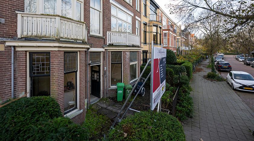 Gentsestraat 151 entree woning