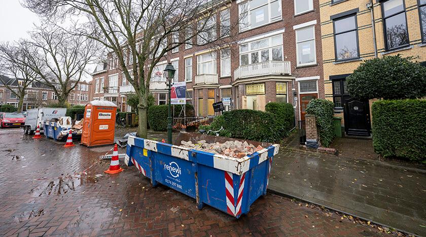 Gentsestraat 151 voorzijde woning